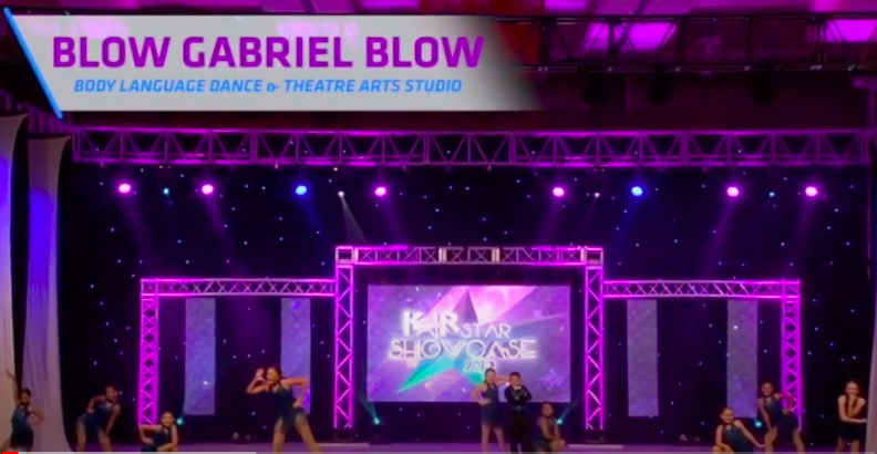 Blow Gabriel Blow – KAR star Showcase 2019